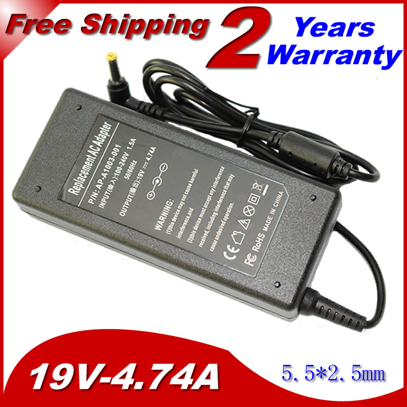 19V 4.74A 90w AC Power Adapter Laptop Charger For Toshiba Satellite A300 A200 A100 C850 L850 L850D L855 L750 L650 L500 M300 brand new laptop keyboard for toshiba satellite l850 l850d l855 l855d l870 l950 us version white colour layout