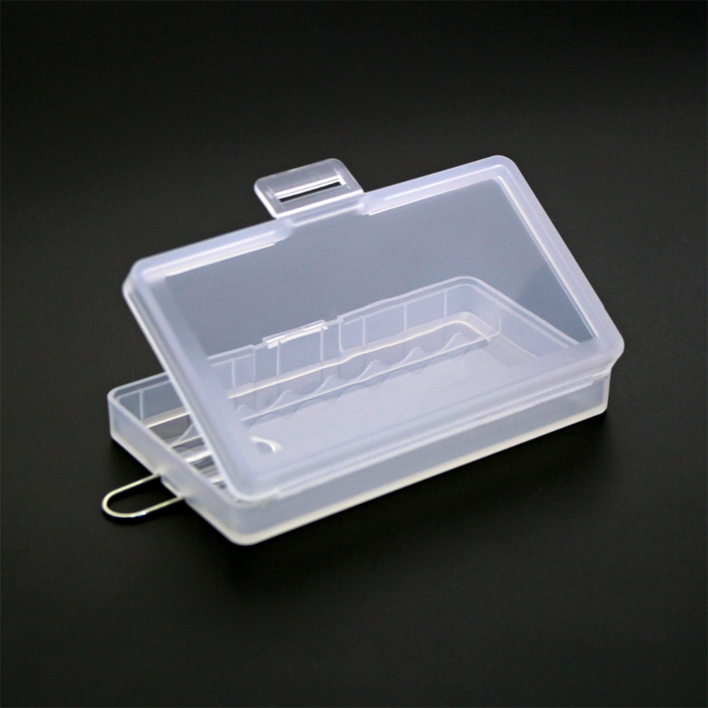 5 pcs / lot Tinhofire 8*AAA Battery Holder Case aaa Battery Storage Box with Hook Holder