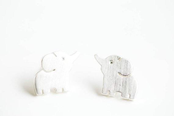 10 X 3d Conejo Liebre Encantos de Plata Tibetana Colgante Bellota