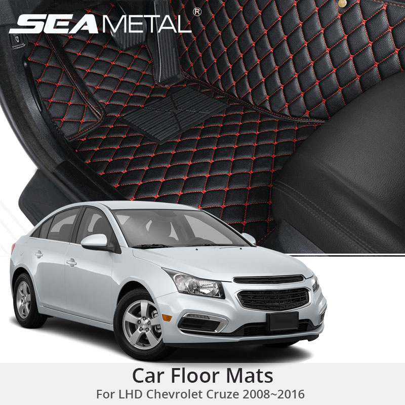 For LHD Chevrolet Cruze 2016 2015 2014 2013 2012 2011 2010 2009 2008 Car Floor Mats Rugs Auto Rug Covers Car-Styling AccessoriesFor LHD Chevrolet Cruze 2016 2015 2014 2013 2012 2011 2010 2009 2008 Car Floor Mats Rugs Auto Rug Covers Car-Styling Accessories