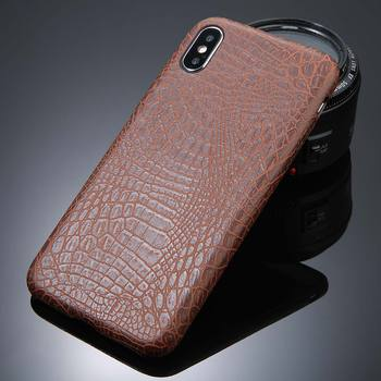 iPhone Xs Leather Back Cover