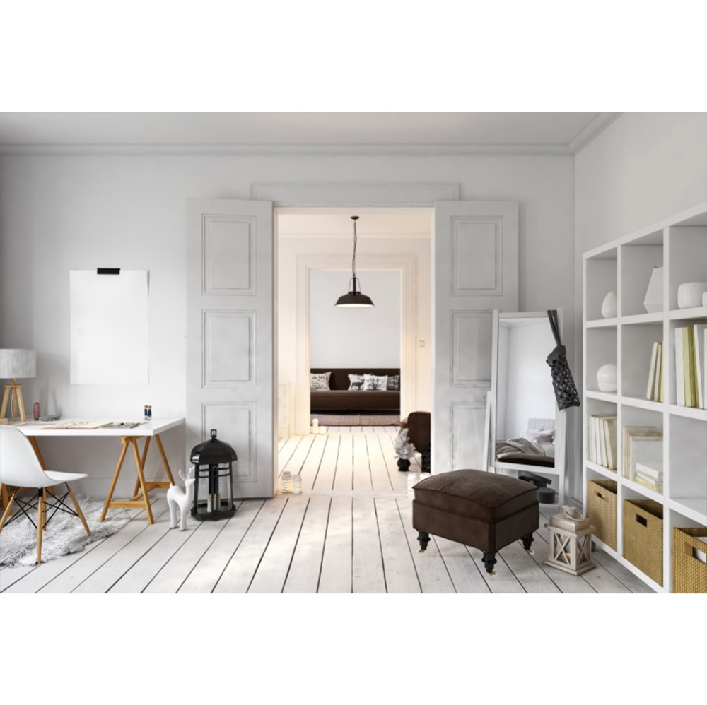 cozy living gray backdrop floor wooden backgrounds portrait laeacco interior studio consumer electronics
