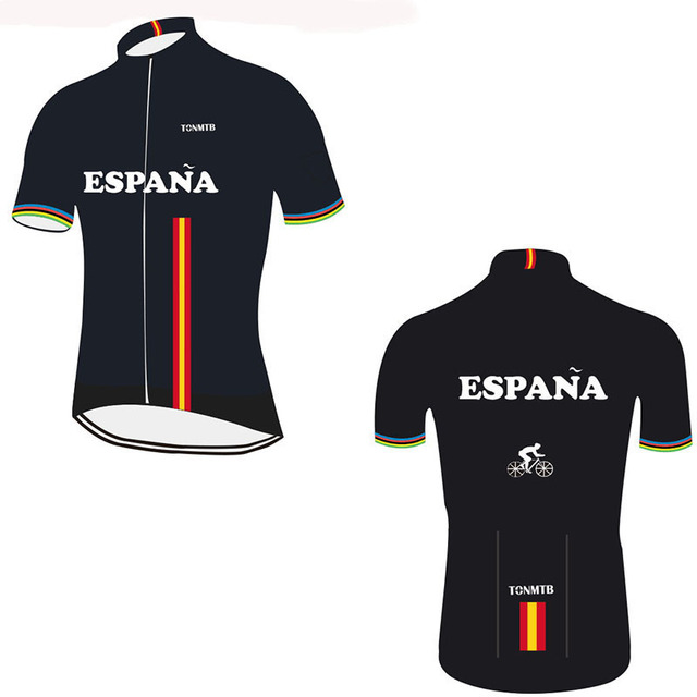2018 Special Design L Low Price Ropa Ciclismo Breathable Spain Cycling  jersey Maillot Biking Wear Bike Apparel Italy Ink f9f3d7e7b