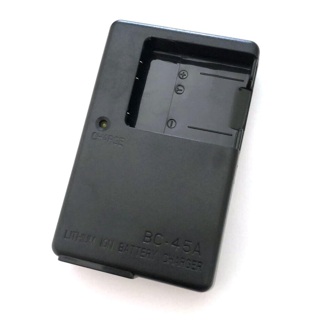 BC-45A BC-45 BC45 Battery Charger for FUJIFILM Camera NP-45 NP45 FNP45 NP-45A Z10 Z20 Z100 Z200 Z250 Z300 J10 J15 J100 J110 J120