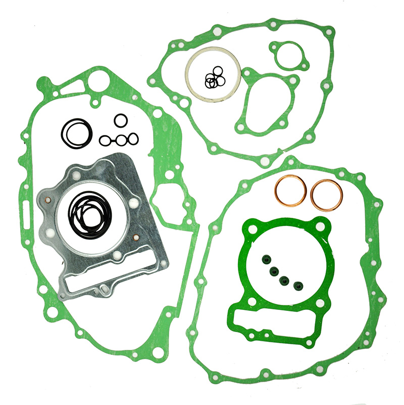 LOPOR For Honda XR400R 1996-2004 Complete Full Engine Gasket Rings Kit Cylinder Top End Clutch Generator Valve Cover Gaskets ahl motorcycle head cylinder gaskets engine starter cover gasket & oil seal kit for honda vt250 magna 250 racing replacement