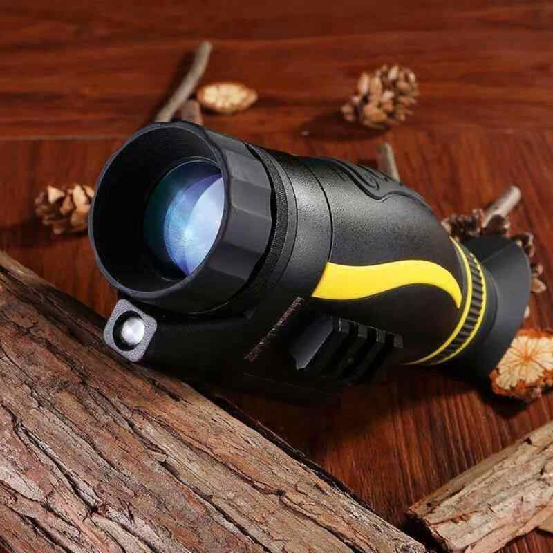 4X Monocular Infrared Night Vision Goggles Scope Telescope HD Digital Camcorder