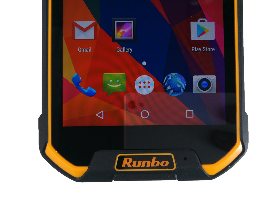 "Image 4 - China Original Runbo F2 IP67 Waterproof Tablet Phone 6.5"" 1920x1080  Big Rugged 4G LTE Android 6.0 Smartphone Mobile 6500mAH GPS-in Cellphones from Cellphones & Telecommunications"