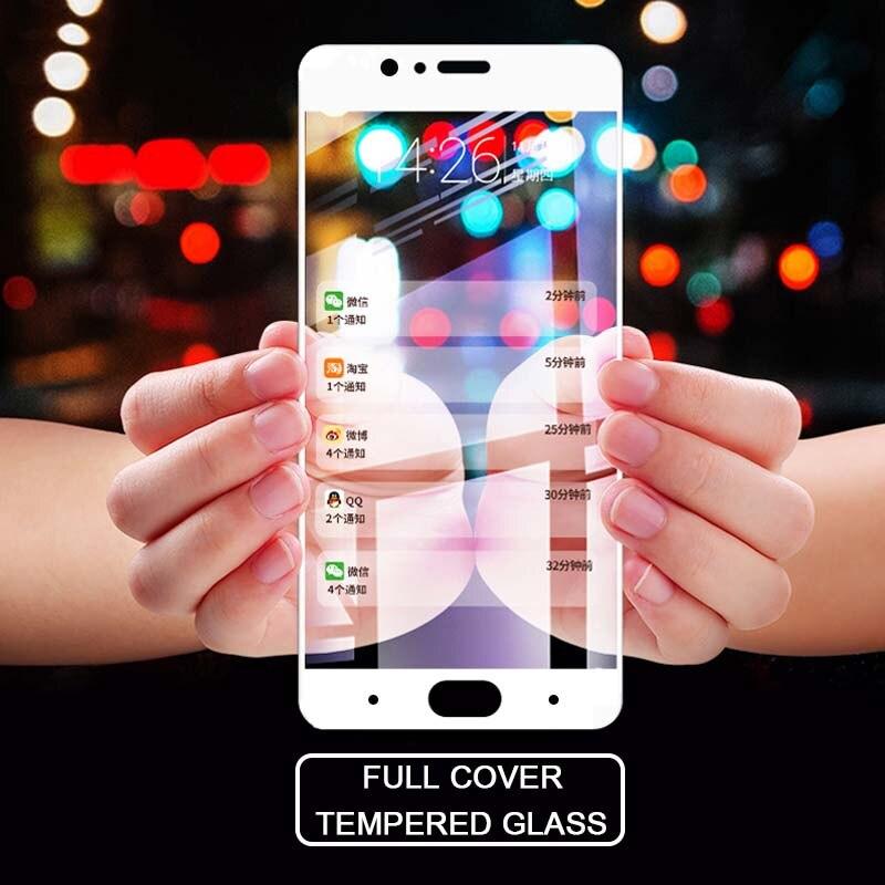Tempered Glass For ZTE Nubia M2 Lite Z17 Z18 Mini S Z11 Max V18 Screen Protector Full Cover Anti-Explosion Nubia Z17 Lite Glass