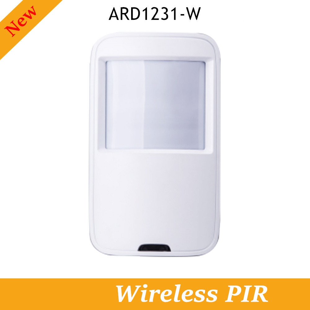 Dahua Wireless PIR ARD1231-W 2 Way Communication Transmission Range Up To 150m Alarm Systems Security Home Sensors
