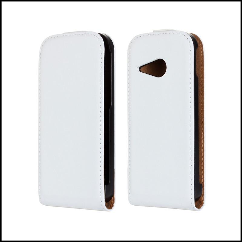 Чехол, подлинная перевёрнутый кожа чехол для один M8 Mini мобильный сумки с 3 видов + экран протектор
