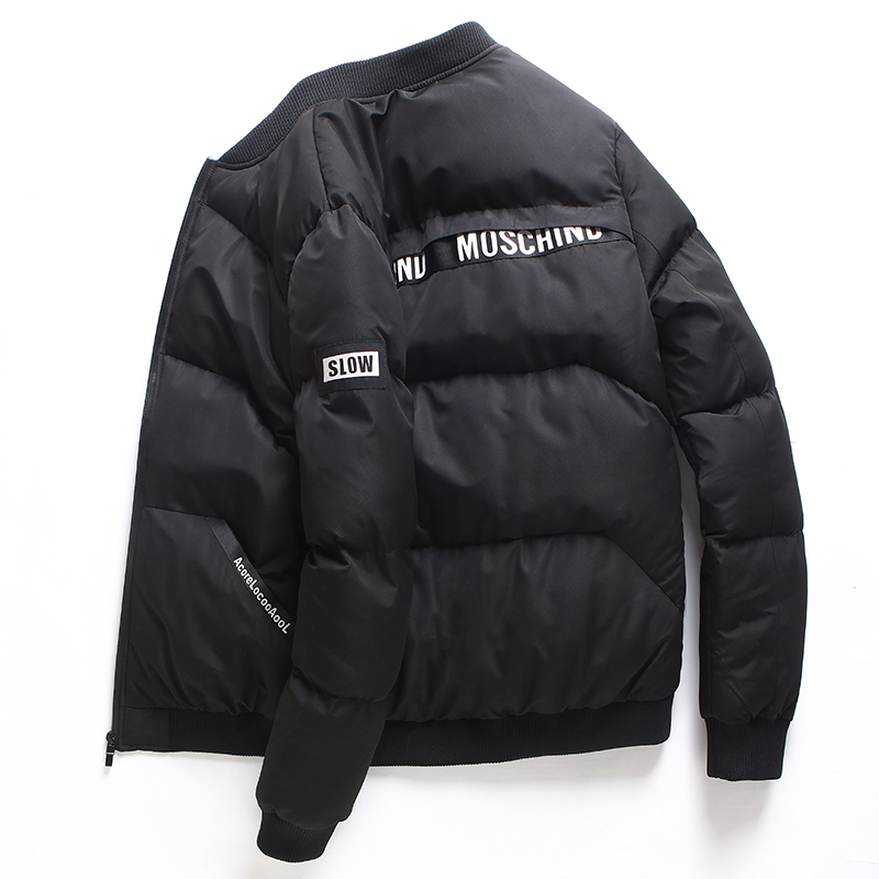Mens Fashion Winter Warm Slim Fit Down Jacket Coat 2018 Brand New