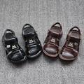 2016 Summer Leather Boys Sandals,Kids Shoes Boy Sandalen Kids Sandals Kids Baby Sandals Sandalet Children Sandal Sandali