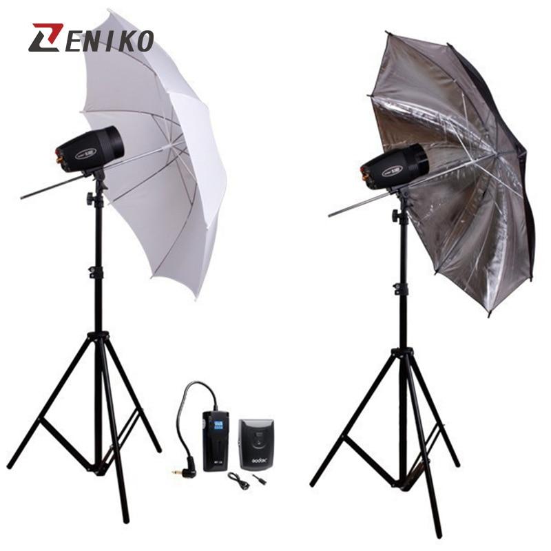 540w Flash Kit Photography Lighting Studio Strobe Light: Godox 360W Godox K 180A Studio Flash Lighting Kit