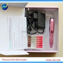 100-240 V Pedicure i Manicure są do użytku gości pilnik do paznokci piękno Art wiertarka  precyzja  do paznokci płyty szlifierka + darmowa prezent narzędzia