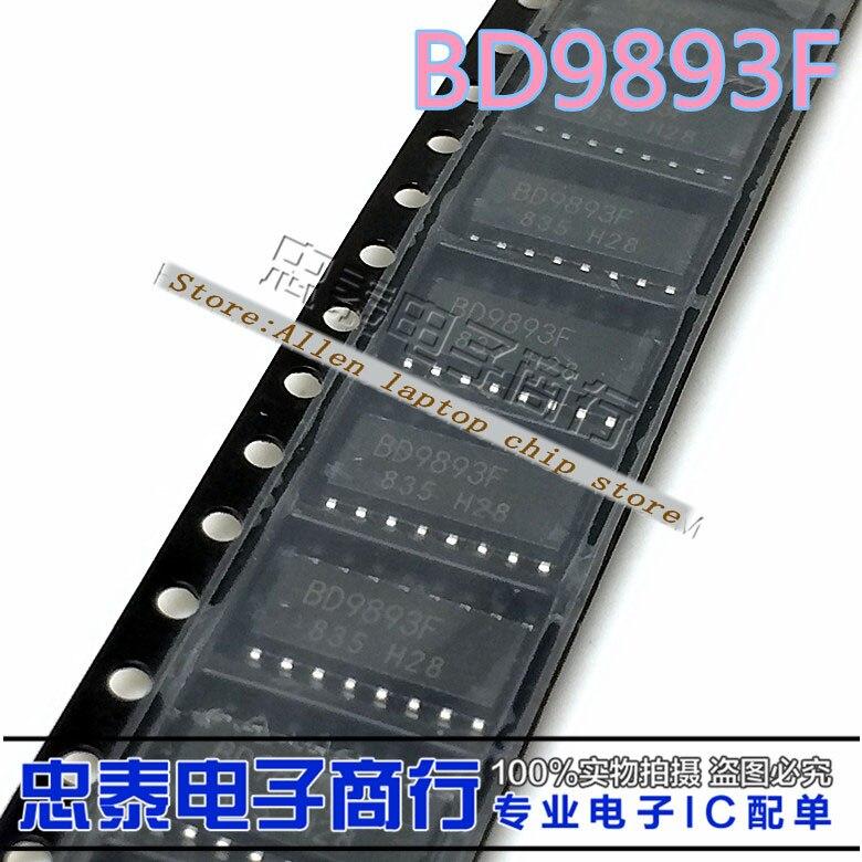 34cbeb193 っ10 قطع شحن مجاني BD9893F BD9893 sop جديد الأصلي - w633