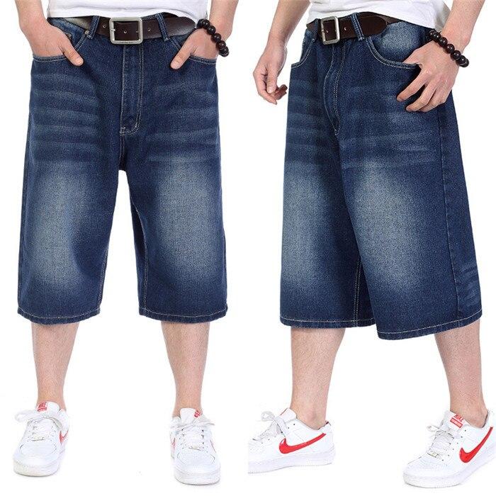 Mens Jean Shorts Ye Jean