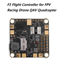 Betaflight F3 Processor Integrated OSD Flight Controller Built in 3A 5V BEC for FPV Racing Drone QAV Quadcopter
