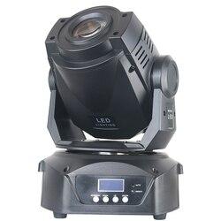 Luces Led de 90 W para DJ, foco móvil con luces Led, iluminación para escenarios de 8 Gobos, 90 vatios, cabezales móviles para DJ