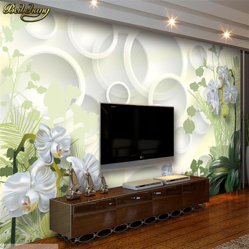 Fototapete schlafzimmer orchidee  Online Get Cheap Orchidee Tapete -Aliexpress.com | Alibaba Group