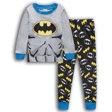 Pajamas Kids Girls Boys Toddler Sleepwear Cartoon Print Long Sleeve Spring Autumn Infant Baby Suit House Wear