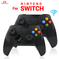K ISHAKO Bluetooth Controller For Nintend Switch Pro Free Control Stable Connection Signal Wireless Gamepad Game Joystick