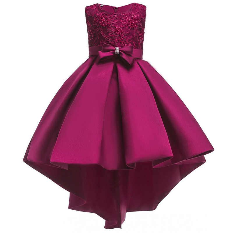 multiple colors good texture buy sale Christmas Girls Elegant Wedding Tuxedo Beaded Flower Girl ...