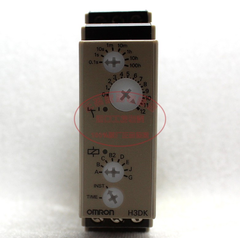 Original authentic Omron (Shanghai) OMRON time relay H3DK-M2Original authentic Omron (Shanghai) OMRON time relay H3DK-M2