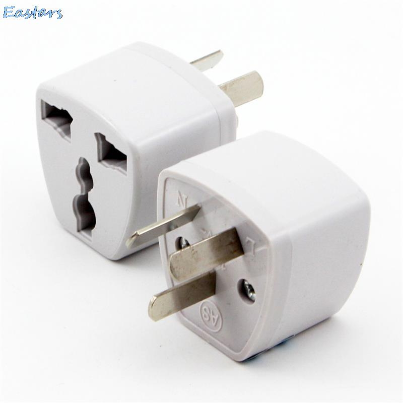 Power Adapter Travel Adaptor 3 Pin Au Converter Us Uk Eu Universal To Au Plug Charger For