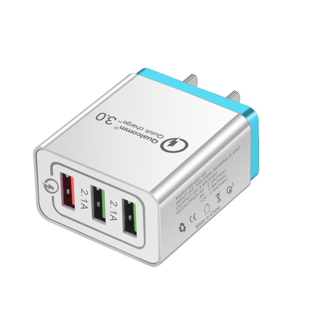 HTB19UfJaZnrK1RkHFrdq6xCoFXaa - Universal 18 W USB Quick charge 3.0 5V 3A