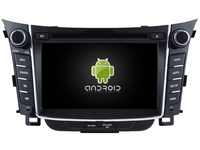 Navirider Android 8,0 магнитола octa Core 4 ГБ Оперативная память 32 ГБ rom с ips экран для HYUNDAI i30 2011 2013 Штатная