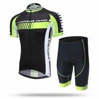 XINTOWN воздухопроницаемые комплекты для велоспорта с коротким рукавом и защитой от пота, одежда, трикотажные шорты, велотренажер Ropa Ciclismo, вело...