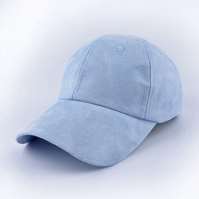 2016 Мужчина женщина Бейсбол Шляпы Новый Бренд Шапки Повседневная Спортивная шляпа Замши Snapback Шляпа Gorra Hombre твердые cappello хип-хоп casquette