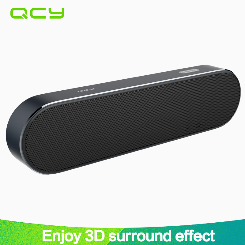 2017 QCY B900 Bluetooth V4.1 speakers portable wireless speaker 3D stereo loudspeaker sound system support 3.5mm AUX music play2017 QCY B900 Bluetooth V4.1 speakers portable wireless speaker 3D stereo loudspeaker sound system support 3.5mm AUX music play