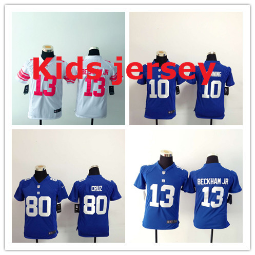 New York Giants Andre Williams YOUTH Jerseys