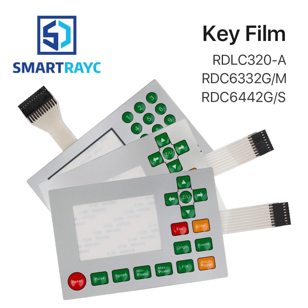 Ruida Membrane Switch for RDLC320-A RDC6332G RDC6332M RDC6442S RDC6442G Key FilmRuida Membrane Switch for RDLC320-A RDC6332G RDC6332M RDC6442S RDC6442G Key Film