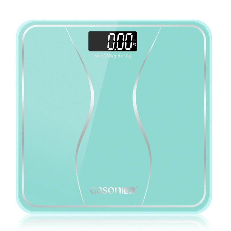 GASON A2s Digital Bathroom Scales/Weight Scale Floor ...