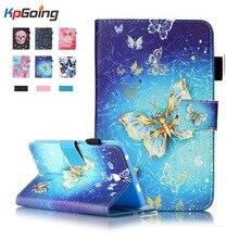 For Samsung Galaxy Tab E 9.6 T560 SM-T560 Fashion PU Leather Flip Case for Samsung Galaxy Tab E T561 SM-T561 Tablet Case