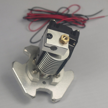 wholesale 3D printer full metal hot end effector head Kit compatible with Kossel Delta for 1