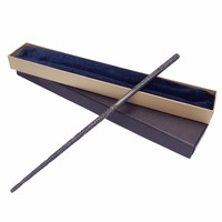 2017 Newest Metal Core Sirius Black Magic Wand HP Magical Wand High Quality Gift Box Packing