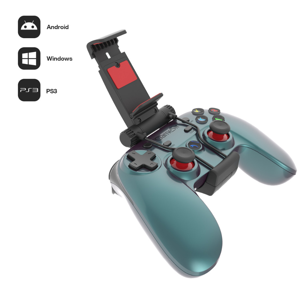 GameSir G3v Wireless 2.4GHz Bluetooth Gamepad Phone Controller for iOS iPhone Android