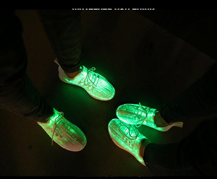 Party Led Sneakers for Girls & Boys 6