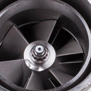 Image 5 - GT45 Turbo T4 v band Turbo ıslak şamandıra A/R. 66 1.05 evrensel türbini Turbolader için 3.0L 6.0L motor GT45R 5 turbo