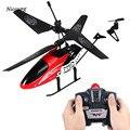 Alta Qualidade 3.5 Channel RC I/R Helicóptero de Controle Remoto Com Giroscópio LED