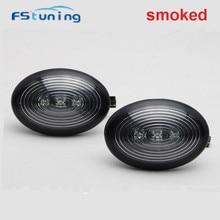 цена на LED side Marker light for BMW Mini Cooper R55 R56 R57 R58 R59 Car Turn signal lamp led Side marker lights for BMW Mini
