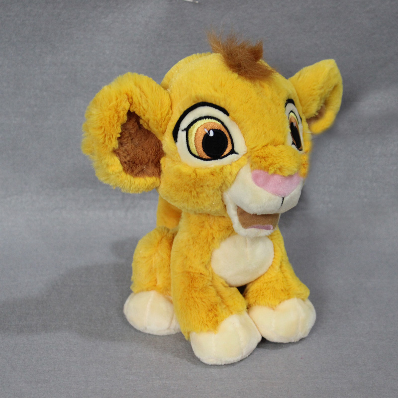 The Lion King Simba Plush Toy Soft Stuffed Animals 23cm Kids Toys For Children Gifts