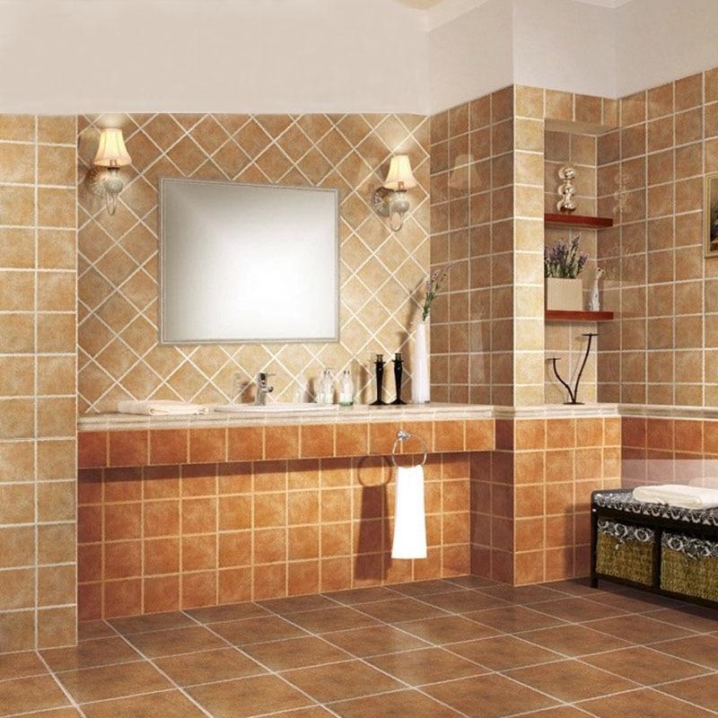 12\'\'x12\'\' Foshan Kitchen Bathroom Non slip Wall Tile European Retro ...