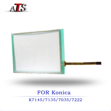 Touch Screen Panel For Konica Minolta K 7040 7145 7135 7035 7222 7033 7040 7045 Copier K7145 K7135 K7035 K7222 K7033 K7040 K7045 new original for konica minolta 7040 7045 7085 7130 7135 7145 7155 7165 7255 7272 8050 toner remainder detect sensor 40aa88030