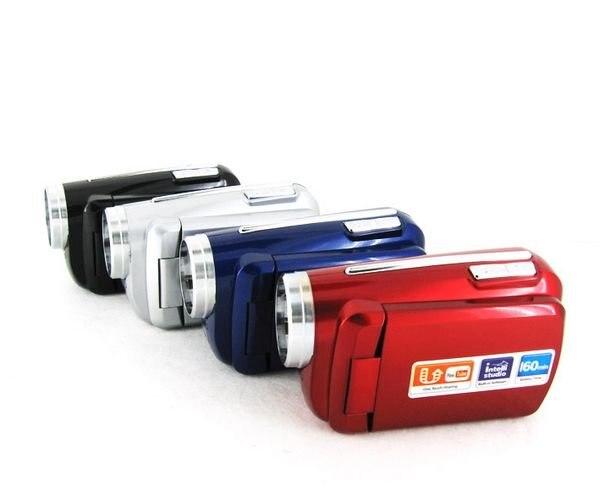 DHL EMS free shipping Best gift 12Mp max mini font b Digital b font Video font