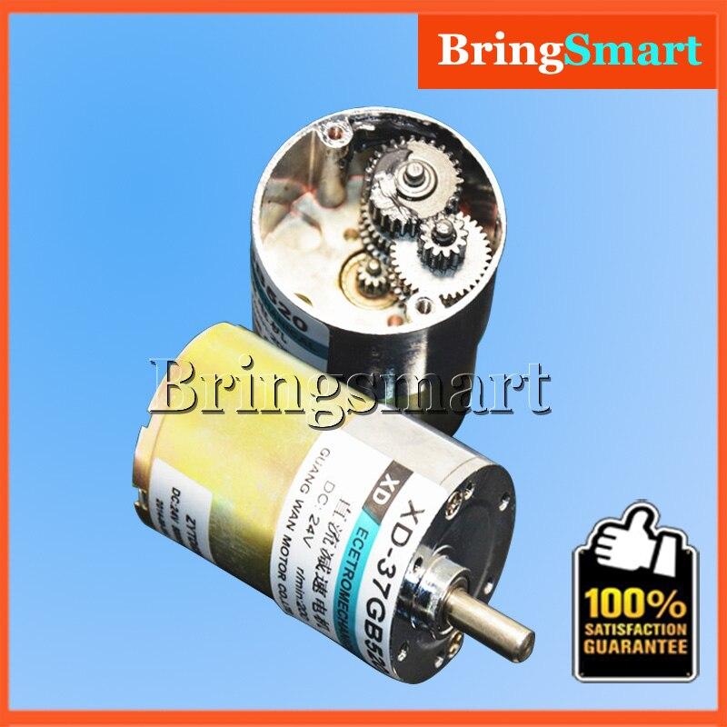 37gb520 Dc 12 Volt Motors 24v Gear Motor Mini Dc Reduction
