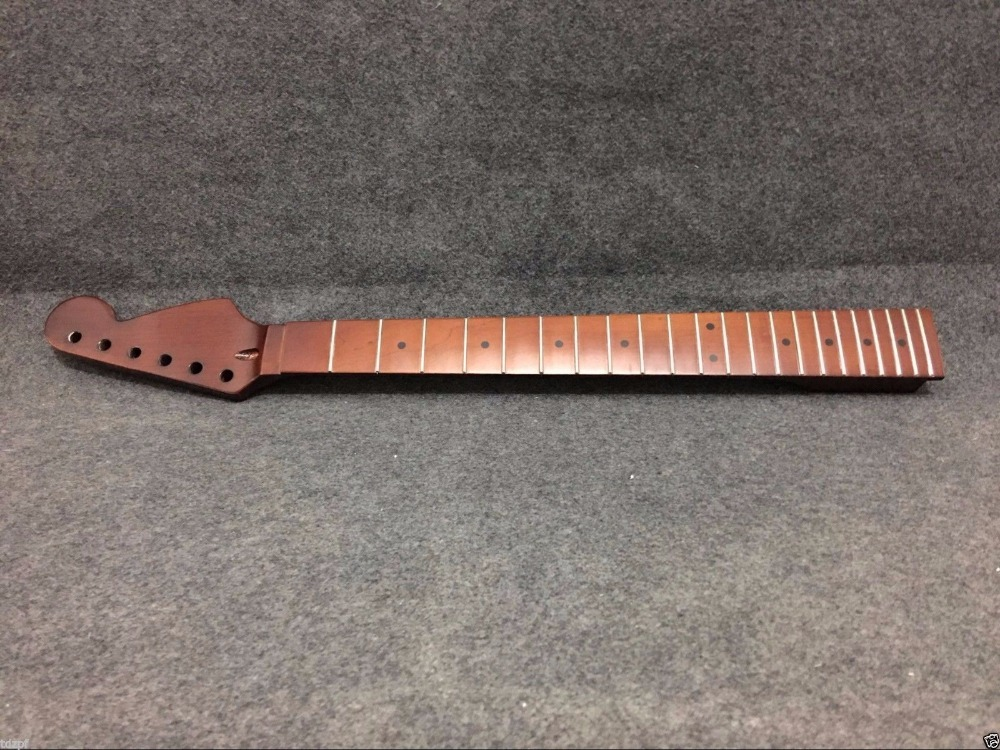 Rosewood Color electric guitar neck Maple Fretboard 22 fret 25.5'' Truss Rod New купальник emdi emdi em012ewbgjh7